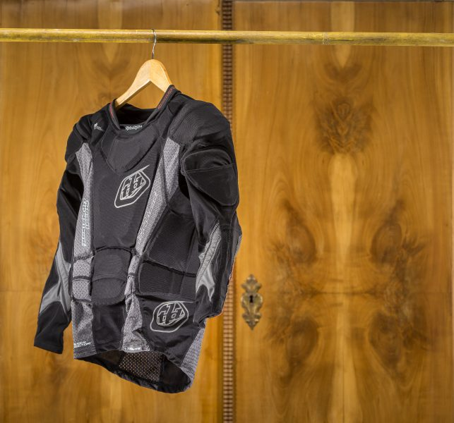 Troy Lee Designs UPL7855-HW LS Protektorenshirt