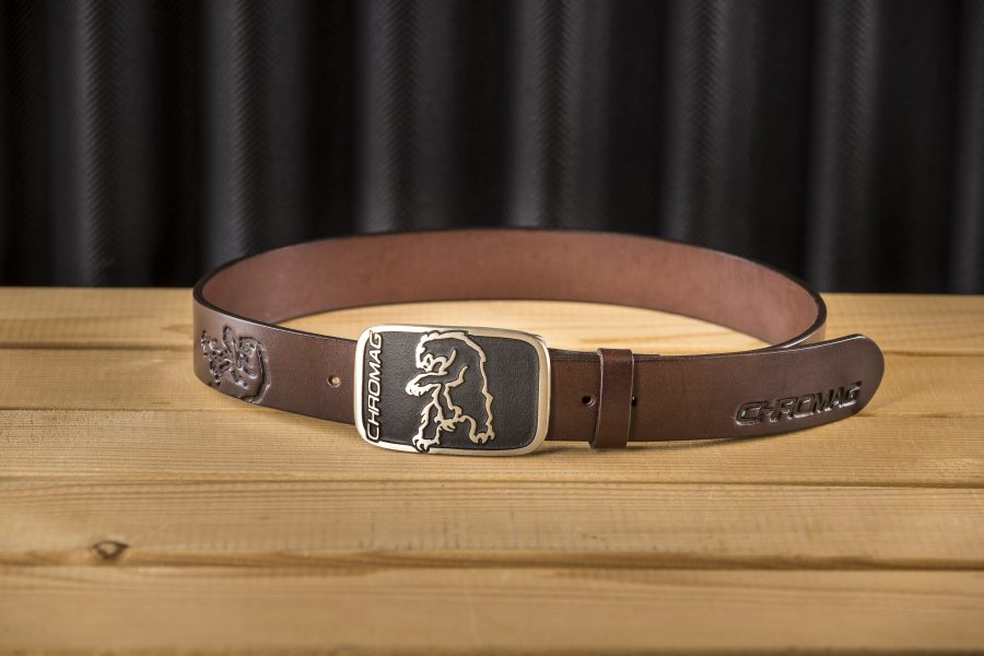 Chromag Bikes Leather Belt