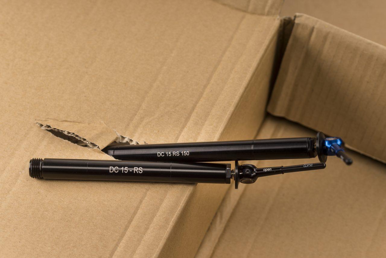 Tune DC 15 + DC 15 RS Bluto