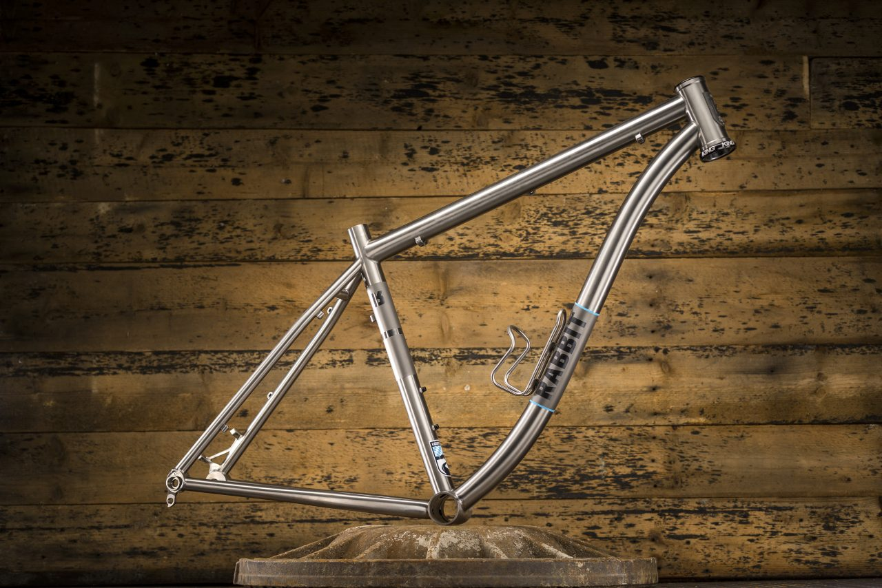 Rabbit 29er Classic Titan Hardtail - world of mtb Magazin
