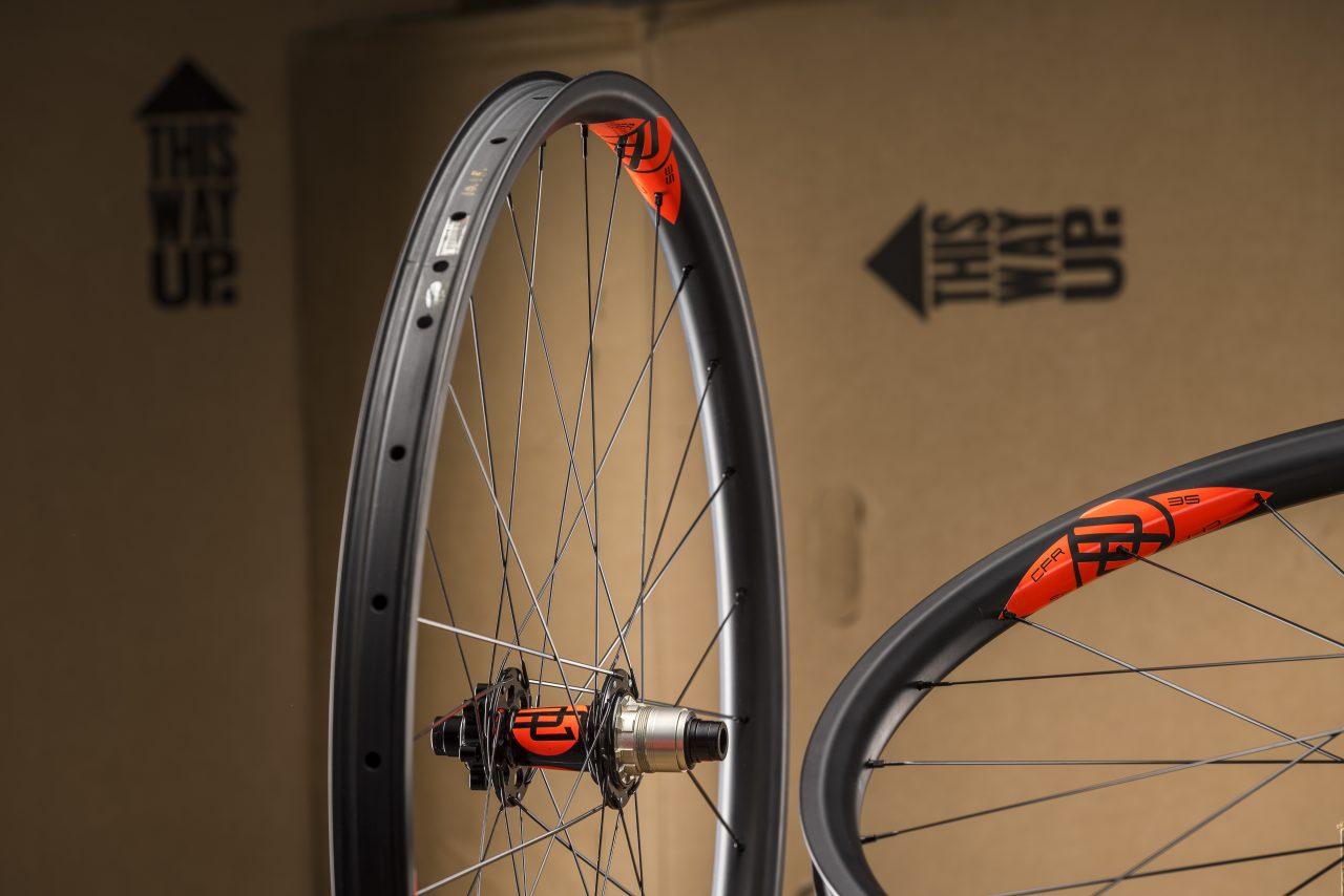 BQ Cycles CFR35 29 Zoll Carbon