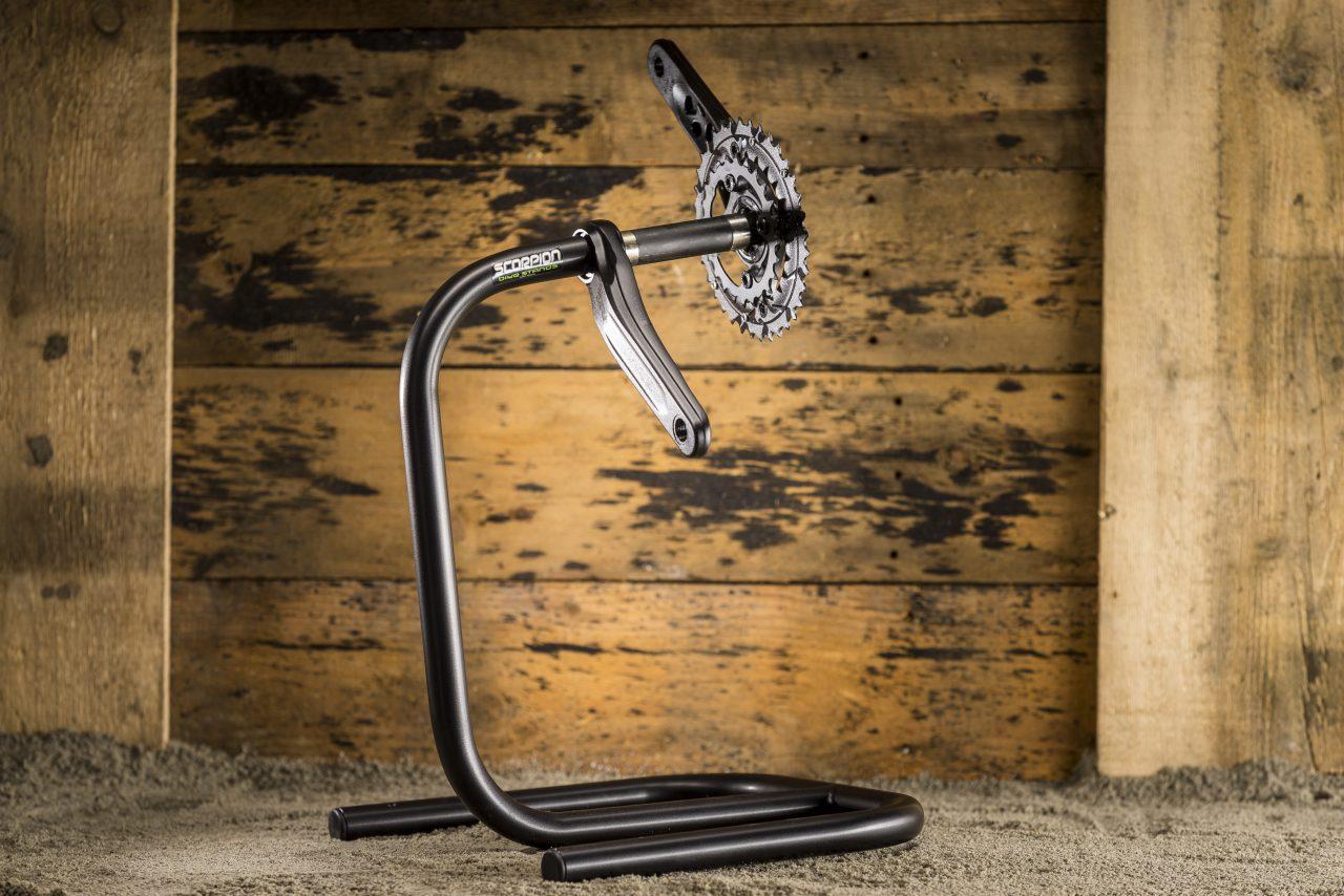 Scorpion Bike Stand
