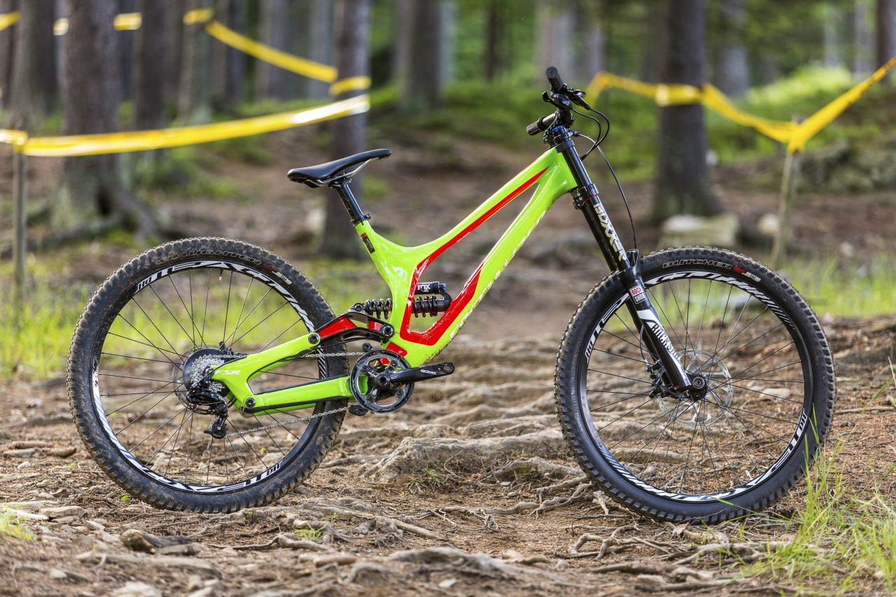 Test: Specialized Demo 8l