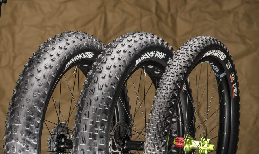 Maxxis Minion FBF, Minion FBR, Chronicle