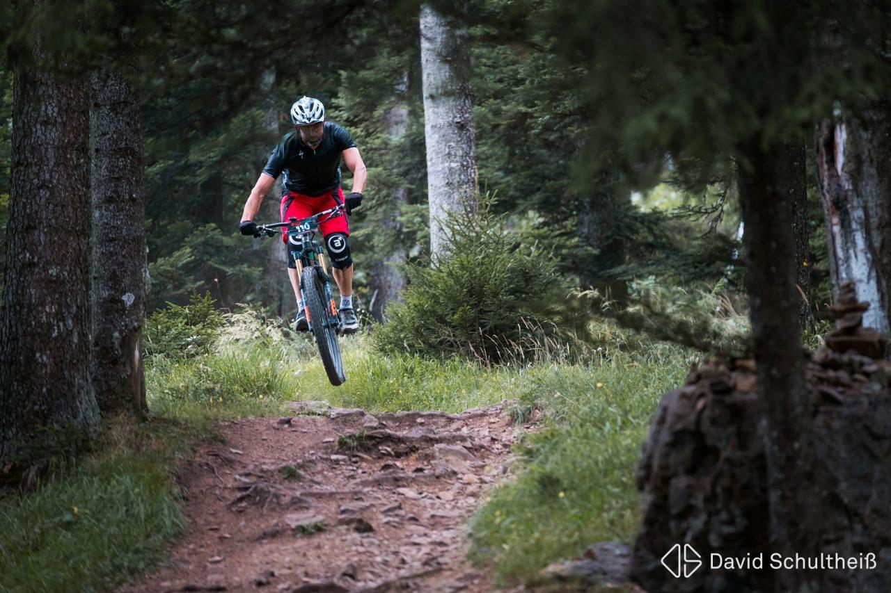 01 Auftakt im Flimser Wald