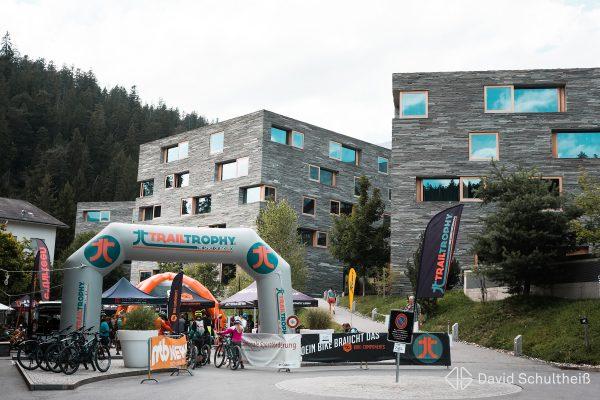 15 Die Event-Area vor dem RocksResort