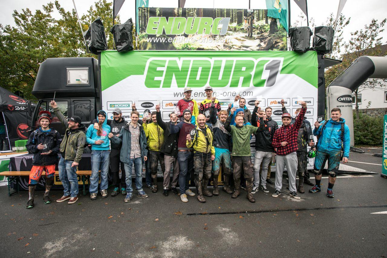 Enduro One: Saison 2018