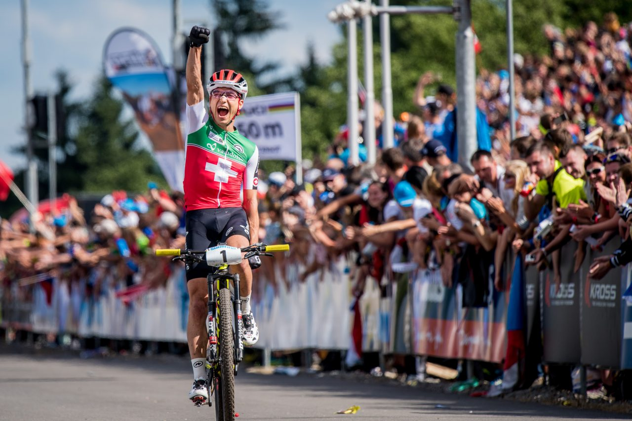 Cross Country, Nino Schurter, World of Mountainbiking, Mountainbike, Weltcup, Rennen, Training, Interview,