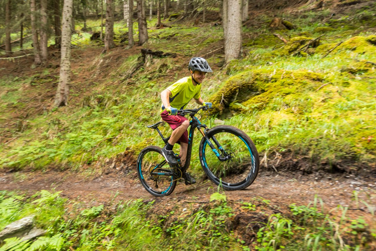 Mountain Bike, Cross Country, Trail, Fully