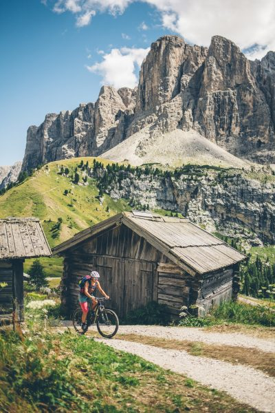 Italien, Südtirol, Gröden, Mountainbike Urlaub, MTB Urlaub, Reisen