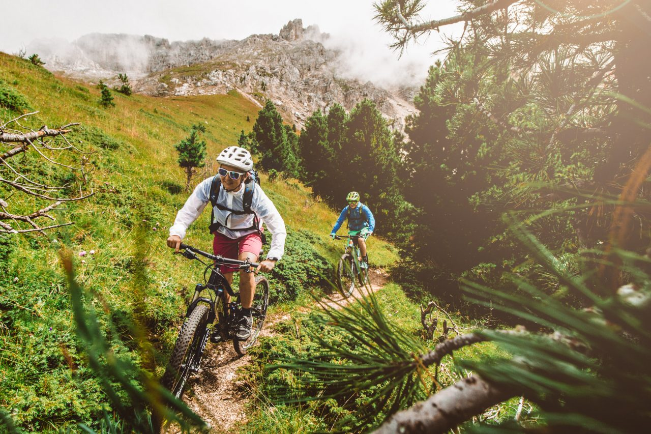 Mountainbike Reise, Reise, Italien, Südtirol, Mountainbike Magazin, world of mtb, Biken, Dolomiten, Eggental