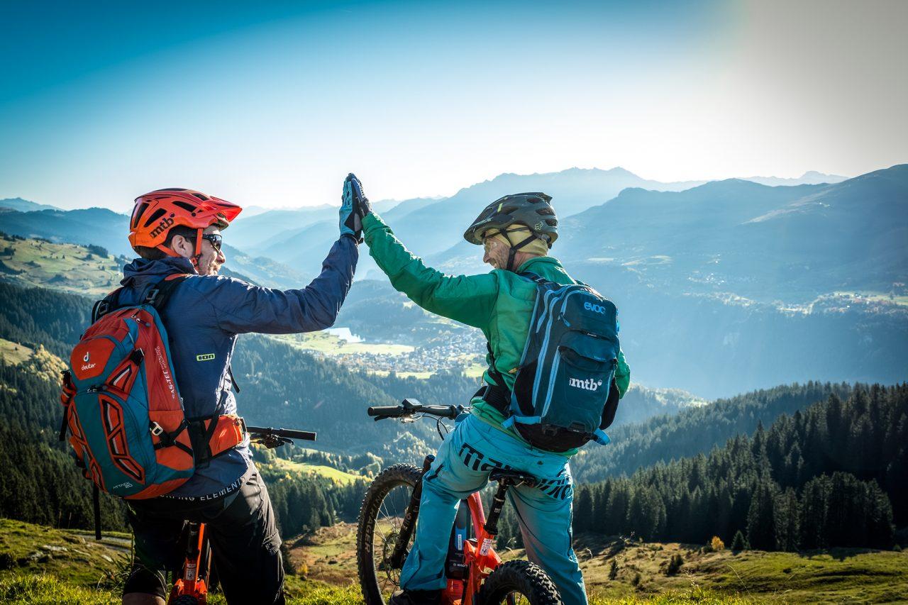 Surselva, E-Bike, E-MTB, Mountainbike, Reise, Flims, Schweiz, Mountainbiking, Mountainbike-Urlaub, Mountainbike Magazin, world of mtb, Reisebericht, E-Power, Bike-Sport, Mountainbiken, Mountainbiker, eMountainbike, AllMountain, Mountainbike Magazin WOMB_Tour_MWalther_bearbeitet-20=1