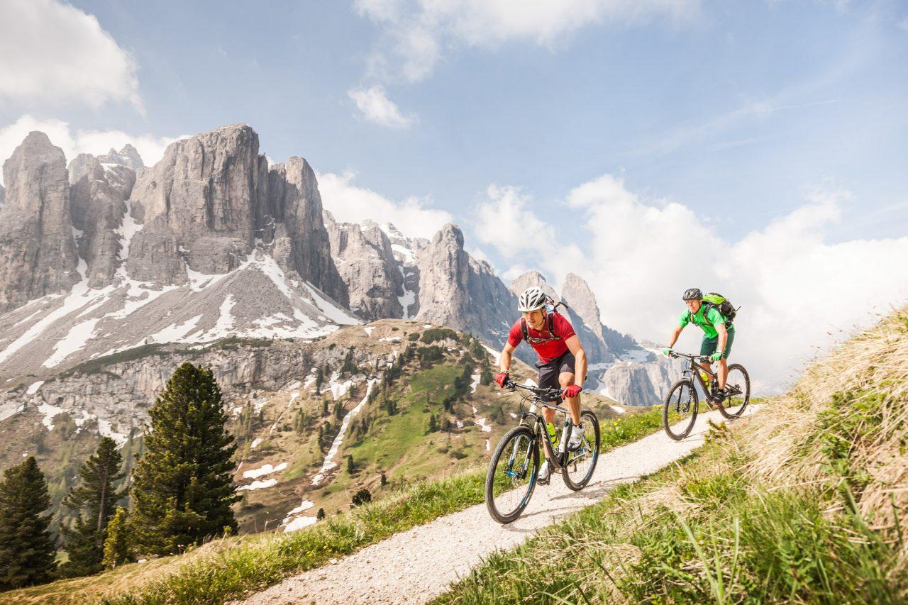 Italien, Südtirol, Alta Badia, Mountainbike Reise, Mountainbike Urlaub, MTB, Biken, Mountainbiken