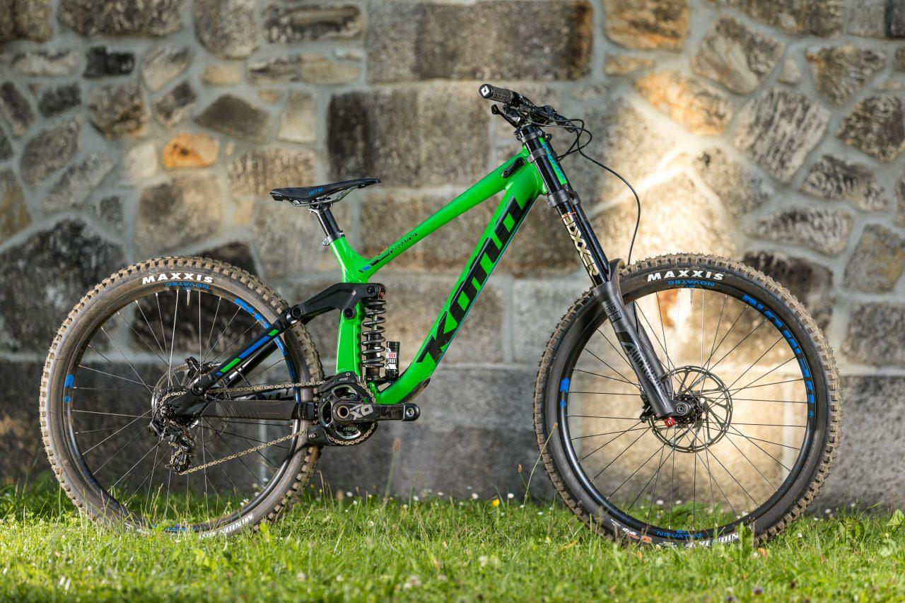 Kona Supreme Operator, Mountainbike, Gravity, Fully, Downhill