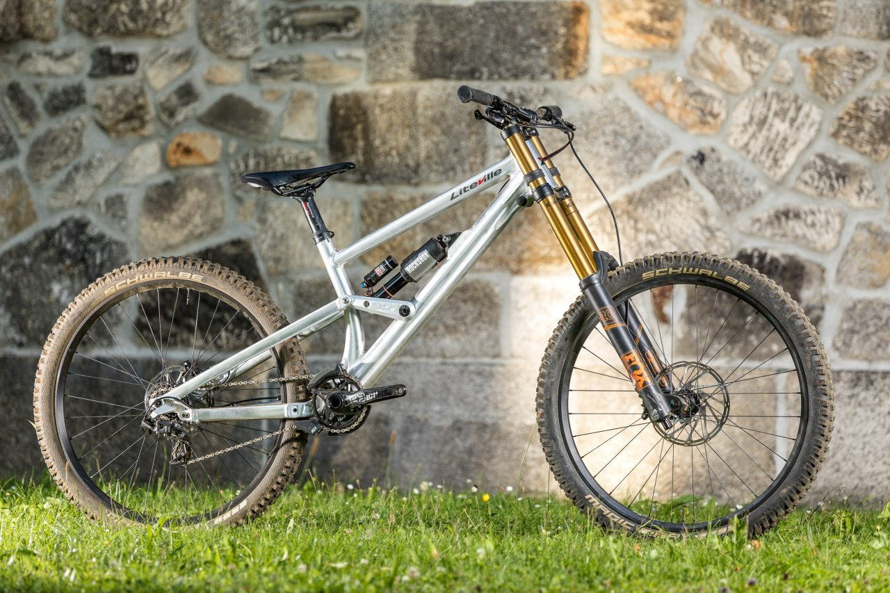 Liteville 901 MK3, Mountainbike, Gravity, Fully, Downhill