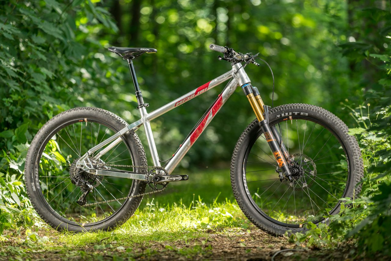 Nicolai Argon-GLF QLF-Line, Mountainbike, Hardtail, Tour, Trail