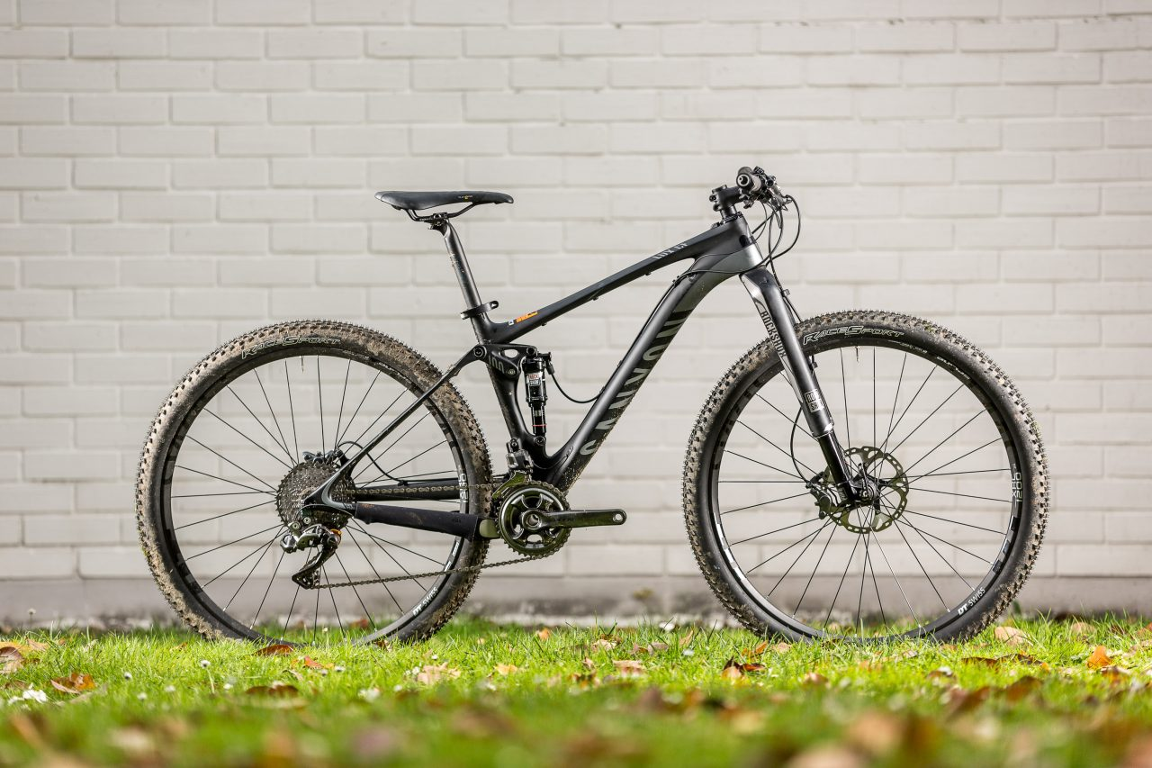 Canyon LUX CF 9.9 SL DI2, MTB, Mountainbike, XC, Trail, Fully, Crosscountry