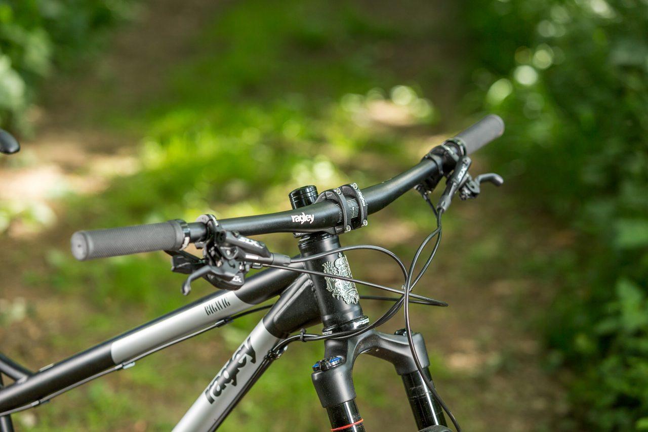 Ragley Bigwig 29, Mountainbike, Hardtail, Tour, Trail