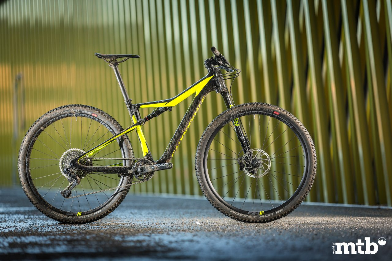 Cannondale Scalpel-SI Carbon 1, MTB, Fully, XC, Race, Tour, Trail