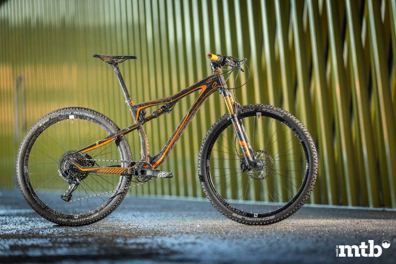 Konstructive Ammolite 25 Pro GX1 Custom, MTB, Fully, XC, Race, Tour, Trail
