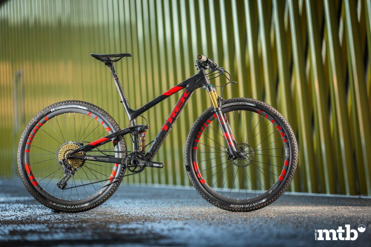 Trek Top Fuel 9.9 Race Shop Limited, MTB, Fully, XC, Race, Tour, Trail
