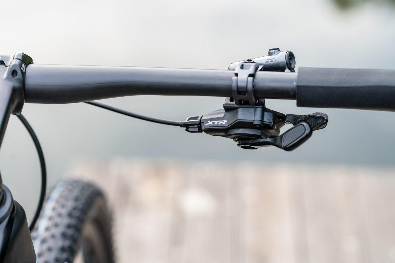 Shimano, XTR, XTR M9100, Mountainbike