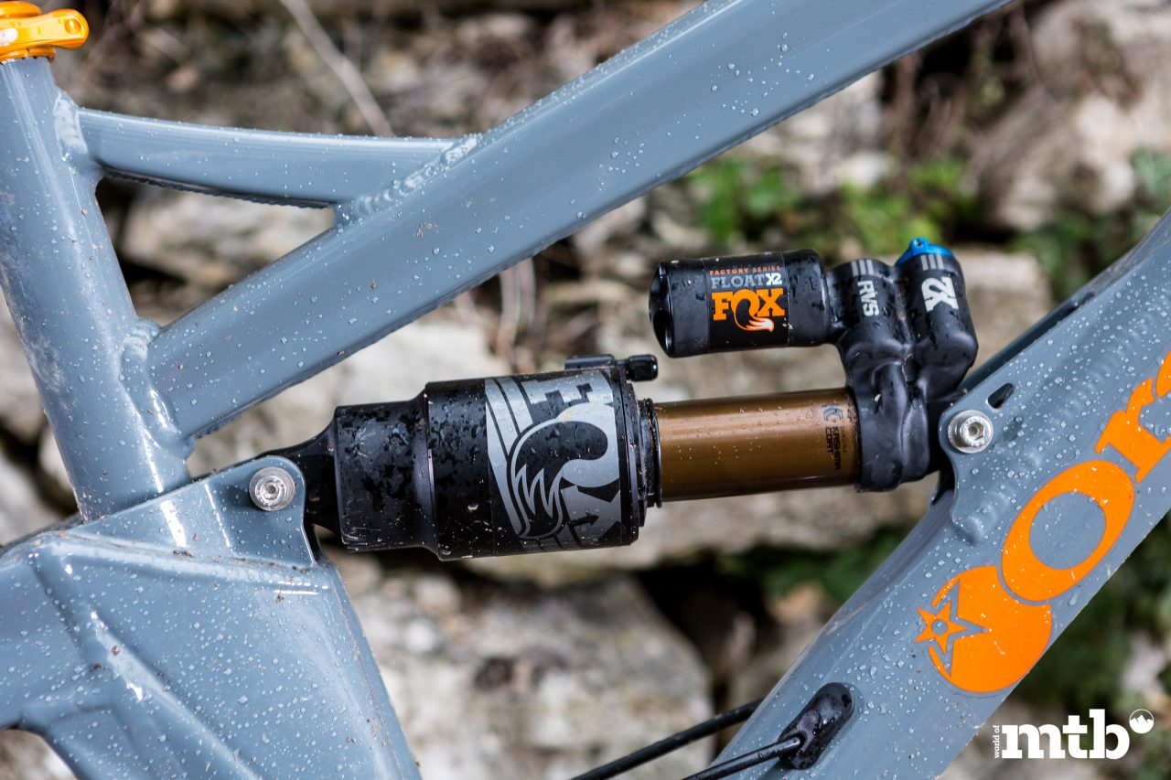 Trail, MTB, Enduro, Fully, im Test, getestet, 2017, Orange, Alpine 6 Factory