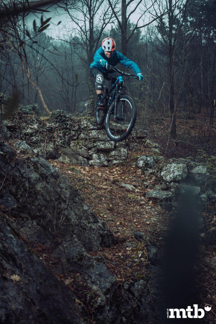 Trail, MTB, Enduro, Fully, im Test, getestet, 2017, Patrol Carbon V1