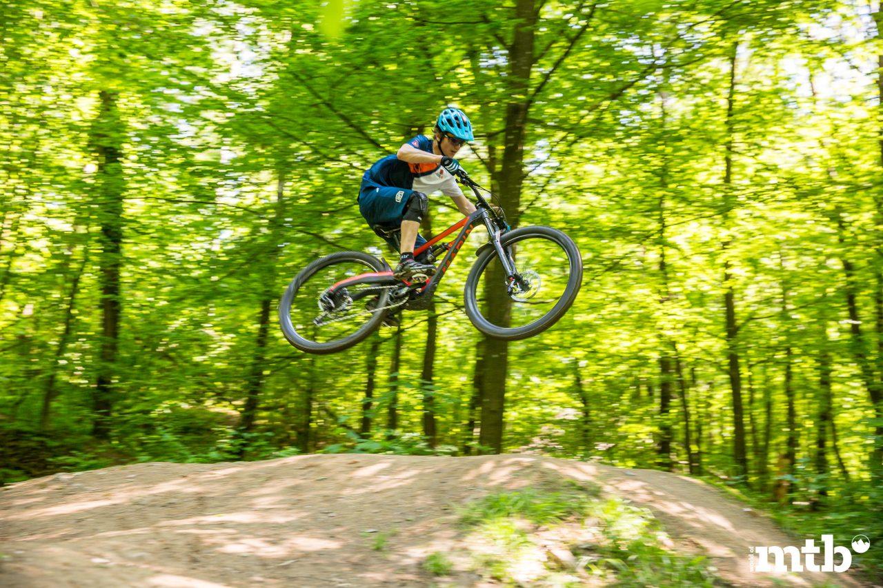 Trail, MTB, Enduro, Fully, im Test, getestet, 2017, Marin, Wolf Ridge