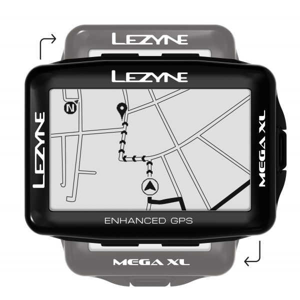 Lezyne, GPS, Navigation, MTB, Fahrrad