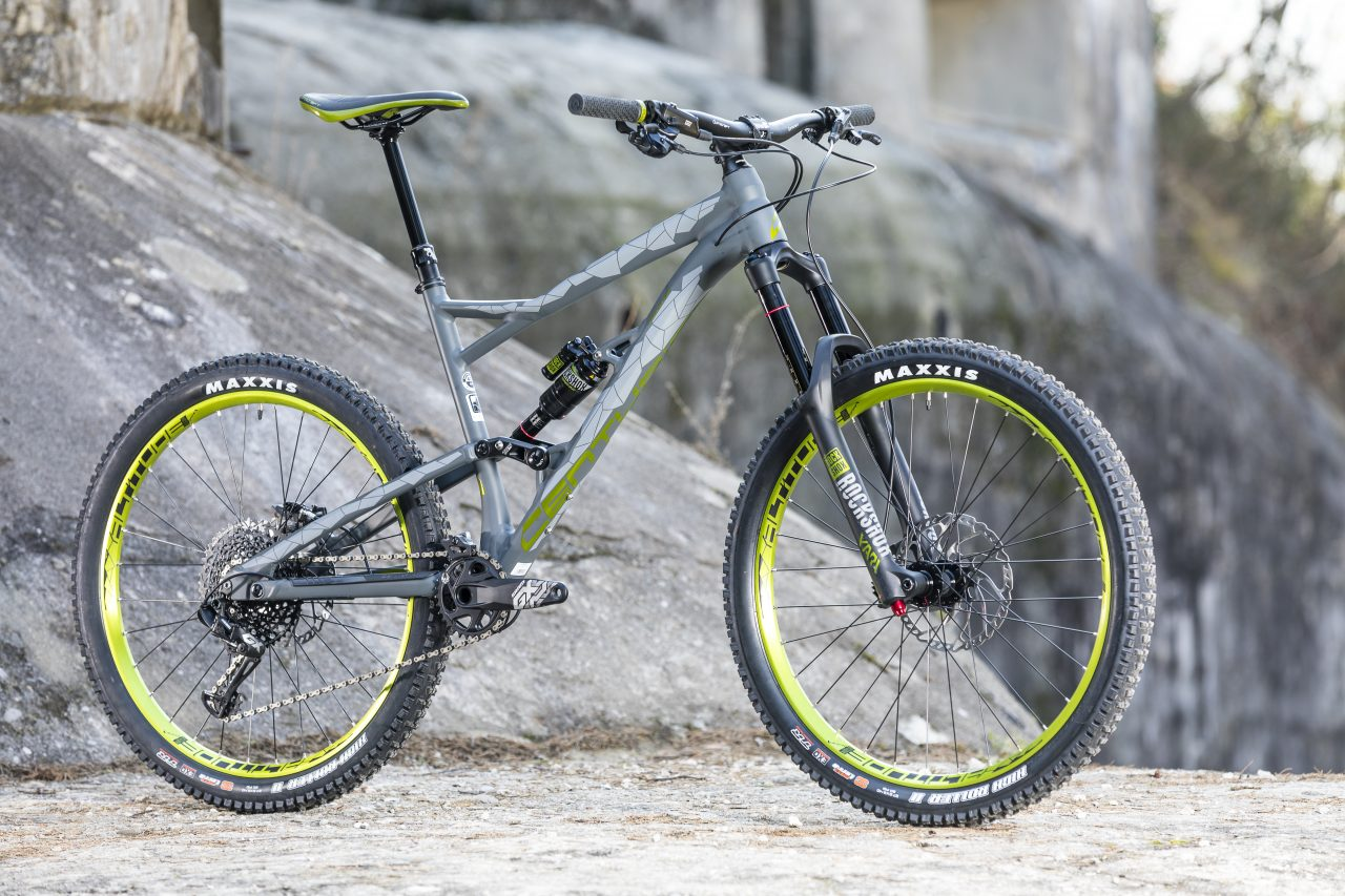 Centurion, Trailbanger, Enduro, Fully, Trail, All Mountain