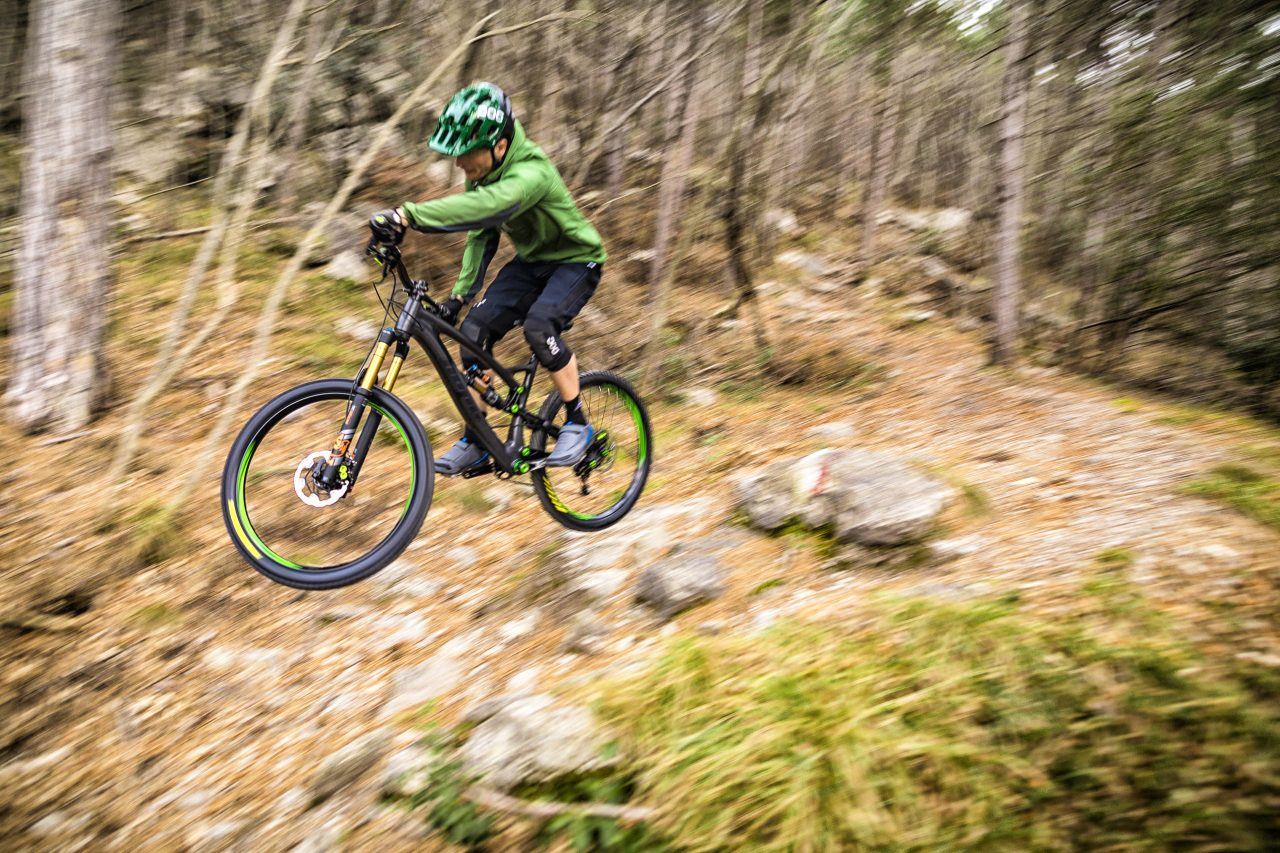 Enduro, MTB, Hope, HB.160, im Test, getestet, Trail, Fully