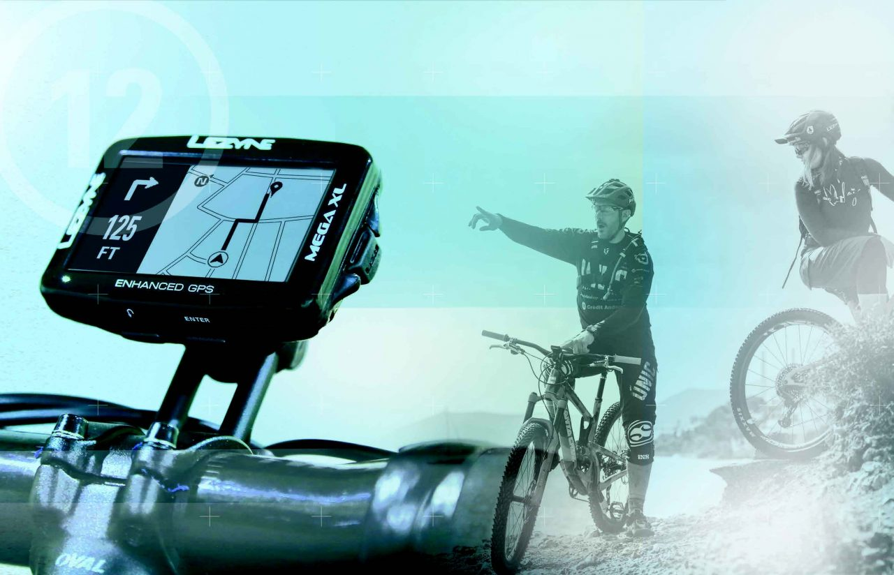 Lezyne- Mega GPS