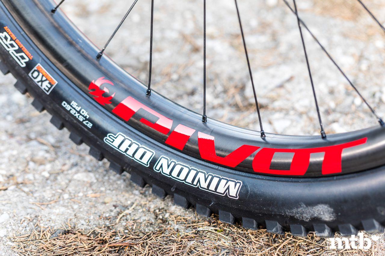 Mountainbike, Pivot, Mach 5.5 Carbon, Enduro, im Test, getestet