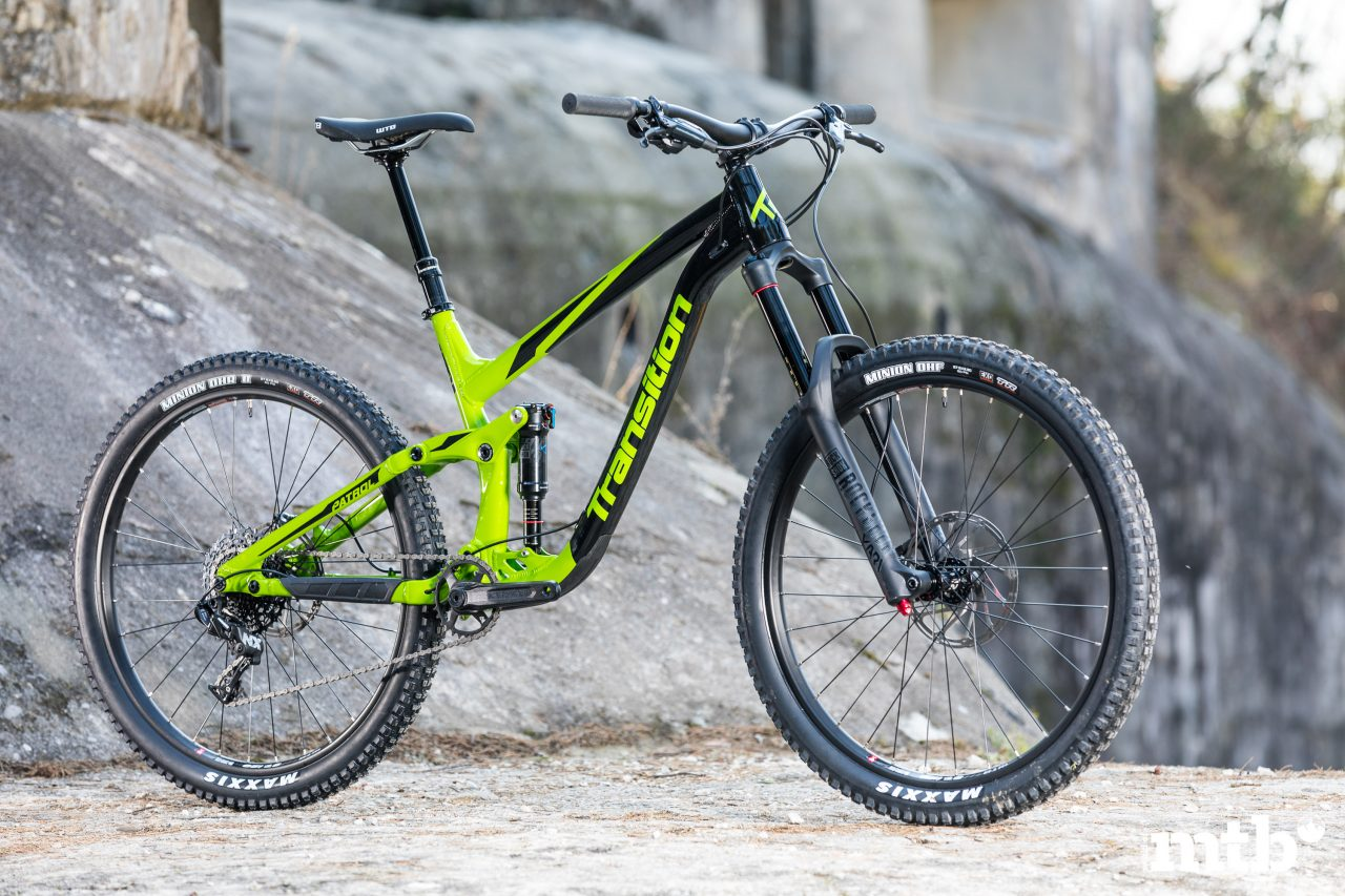 Trail, Fully, Enduro, Transition, Patrol NX, Trail, im Test, getestet