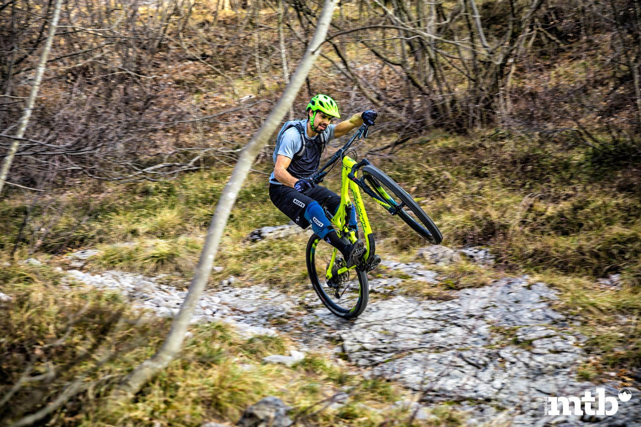 Trail, Enduro, Fully, MTB, im Test, getestet, Whyte, S-150C-Works