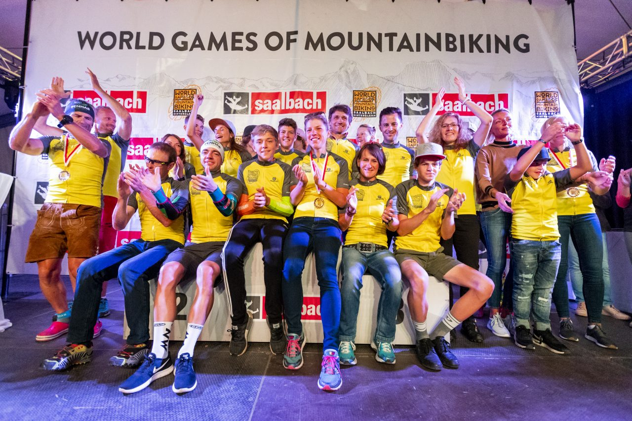 World Games of Mountainbiking 2018 – Ergebnisse