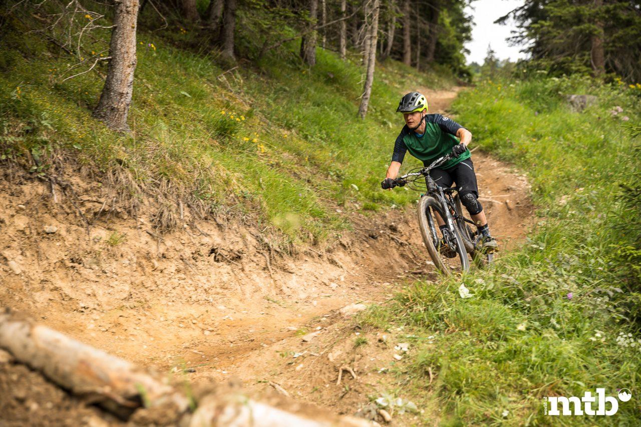 Test, CORRATEC REVOLUTION I-LINK PRO, MTB, Tour, Trail, All Mountain, Enduro, Fully, Test, Biketest, Mountainbike Magazin, world of mtb