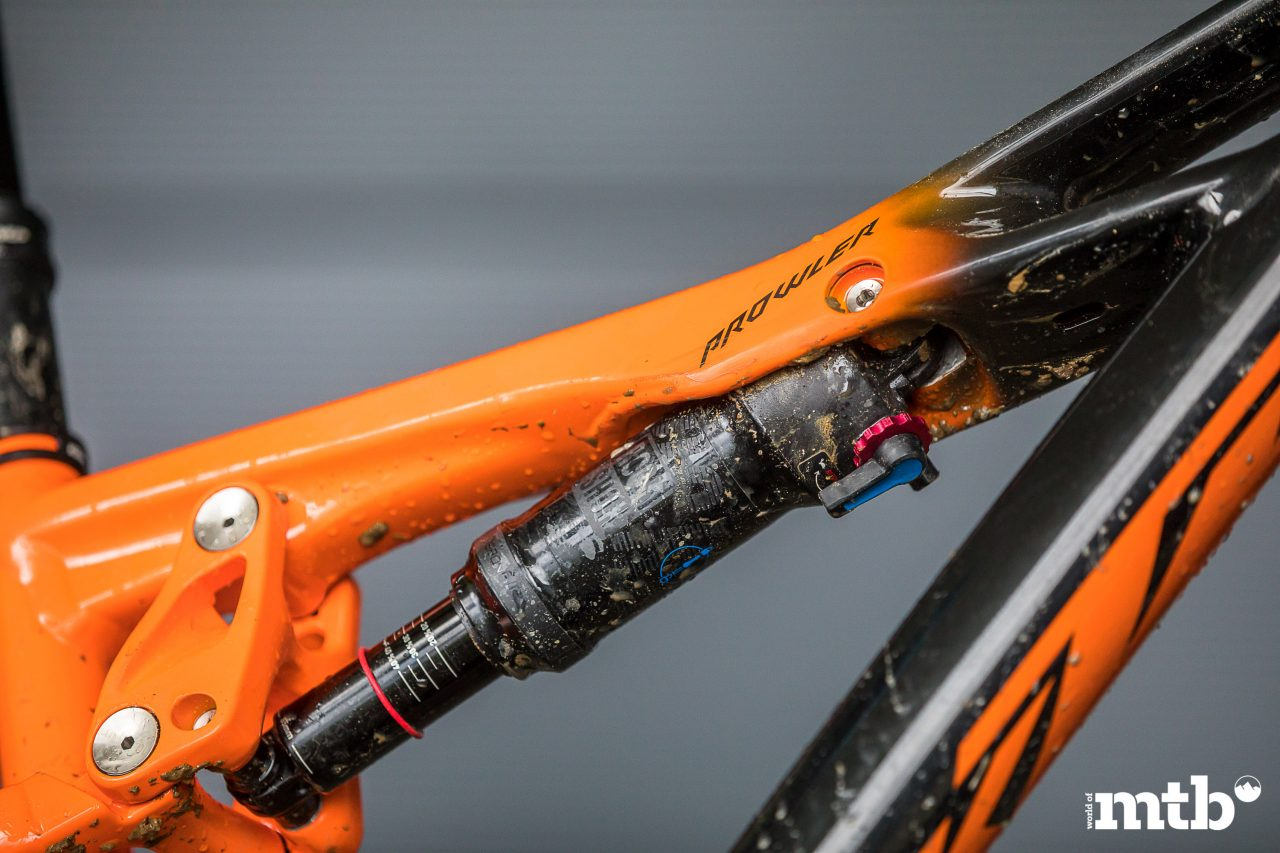Test, KTM PROWLER 292 12, MTB, Tour, Trail, All Mountain, Enduro, Fully, Test, Biketest, Mountainbike Magazin, world of mtb