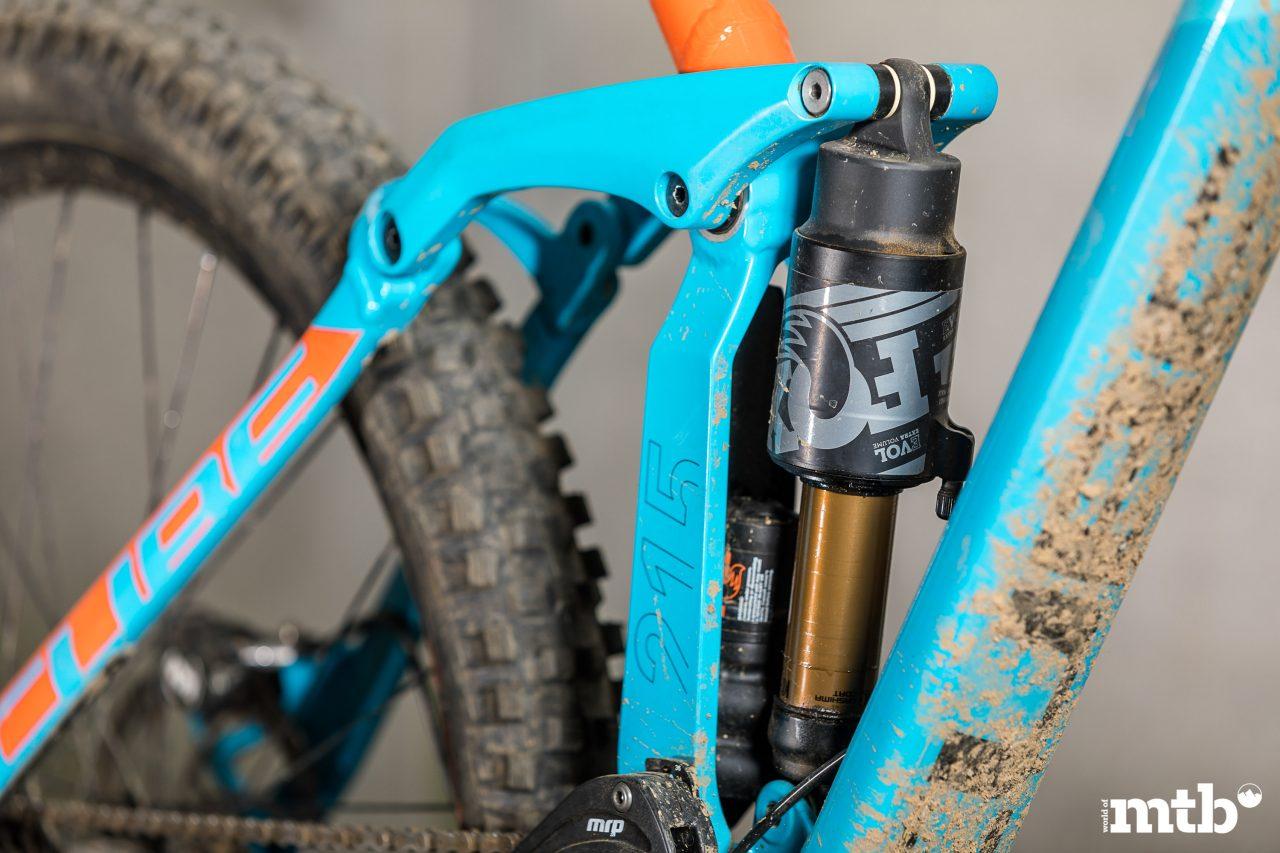 Test: CUBE TWO15 SL 27.5 MTB 2018, Enduro, Gravity, Downhill, DH, Fully, Biketest, Mountainbike Magazin, world of mtb, MTB