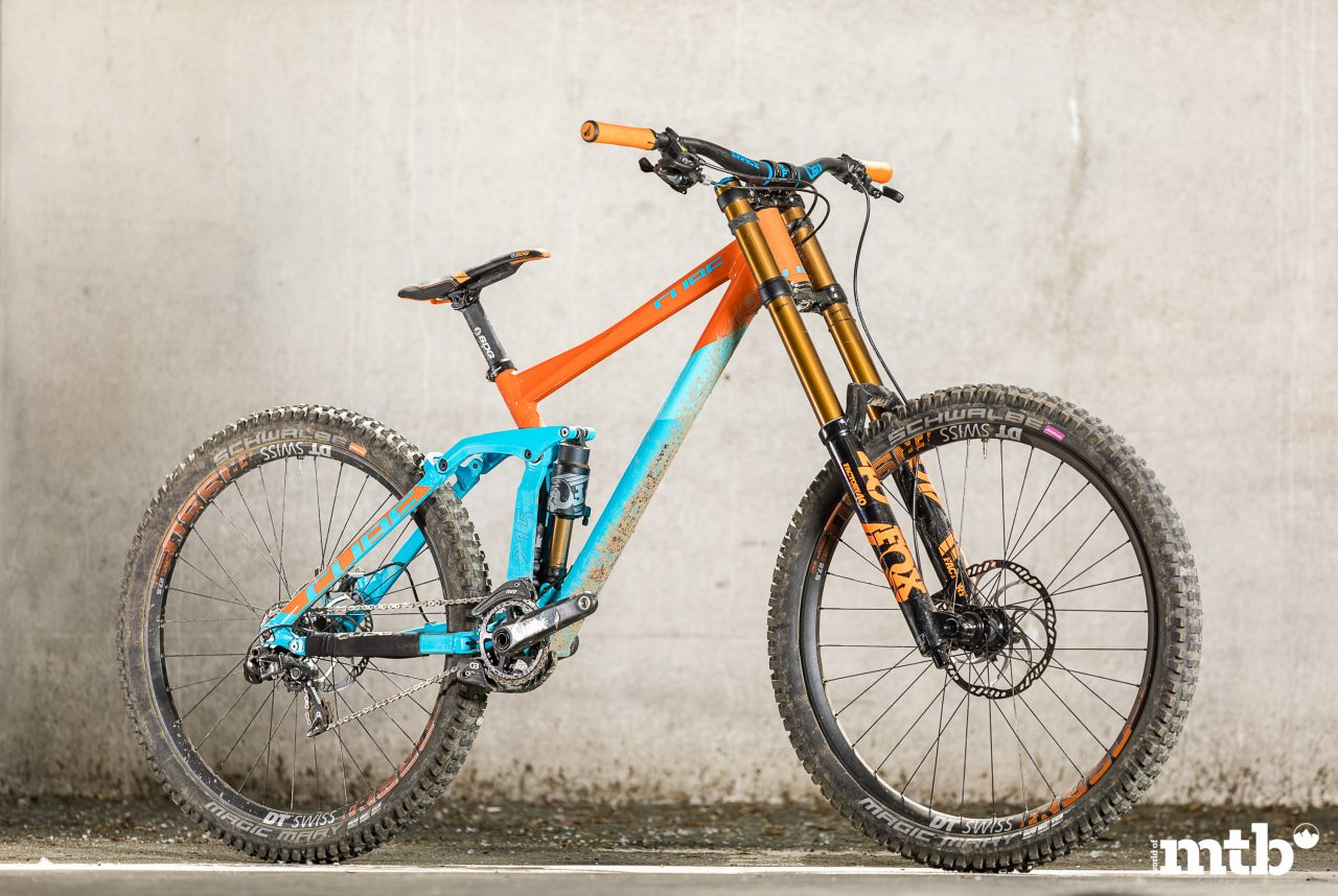 Test: CUBE TWO15 SL 27.5 MTB 2018, Enduro, Gravity, Downhill, DH, Fully, Biketest, Mountainbike Magazin, world of mtb, MTB