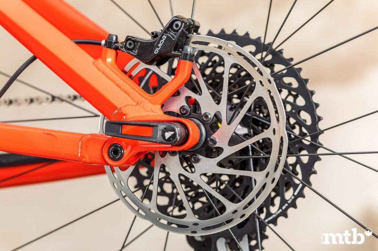 Test, CANYON NEURON AL 8.0, MTB, Tour, Trail, All Mountain, Enduro, Fully, Biketest, Mountainbike Magazin, world of mtb, MTB
