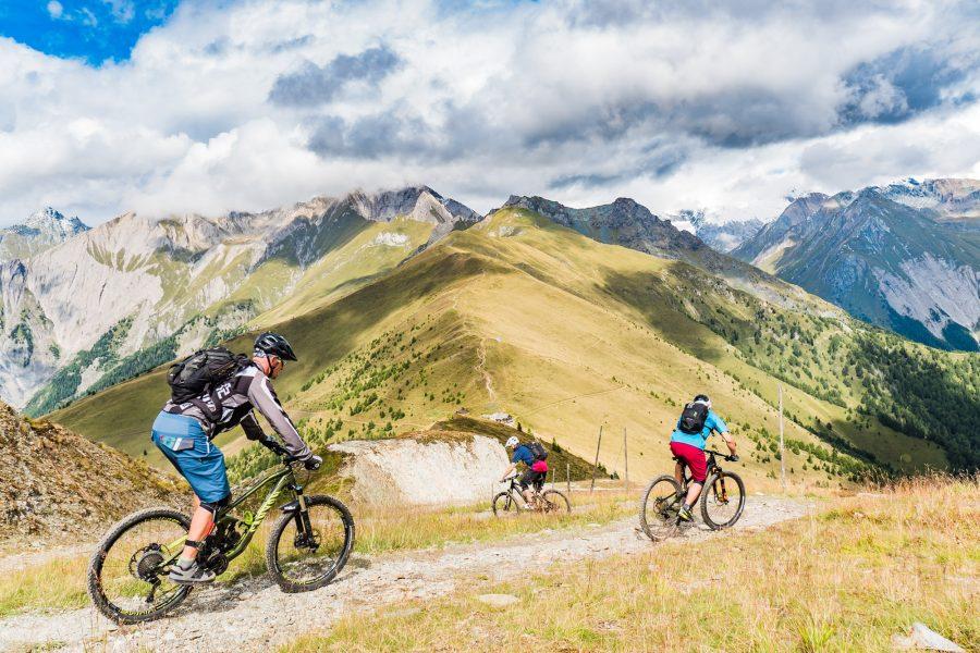 Trails, Enduro, world of mtb, Magazin, Ostriol, Tirol, Großglockner, Biken, Tour, Bikecenter, Hochstein, Bergbahn, Mountainbike, Mountainbiken
