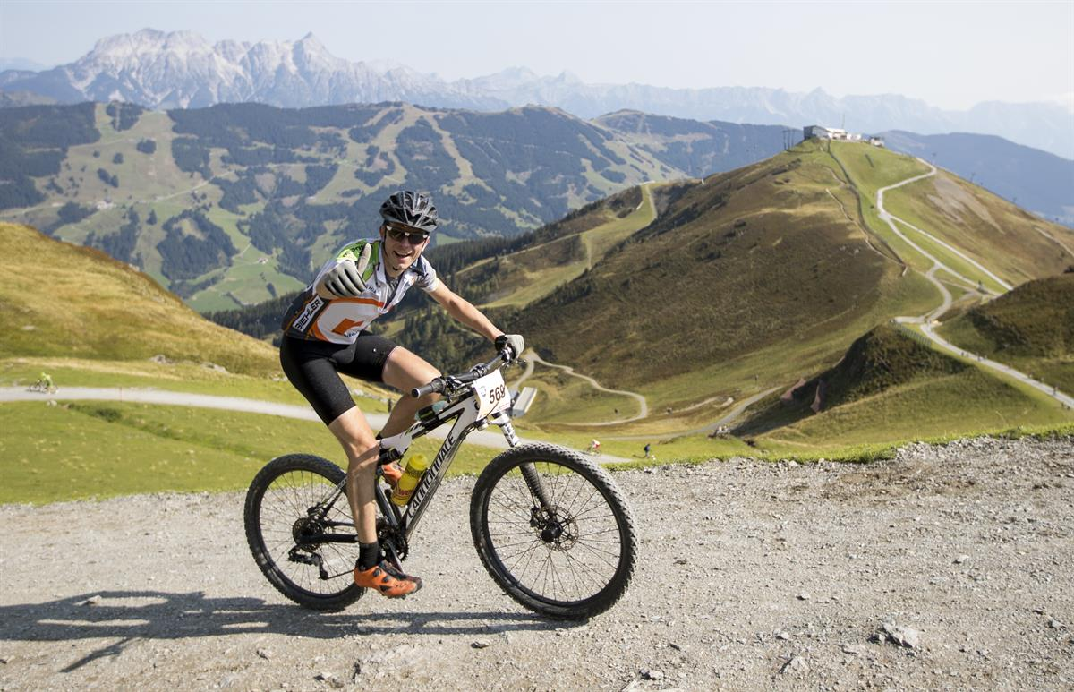World Games of Mountainbiking 2018 in Saalbach Hinterglemm