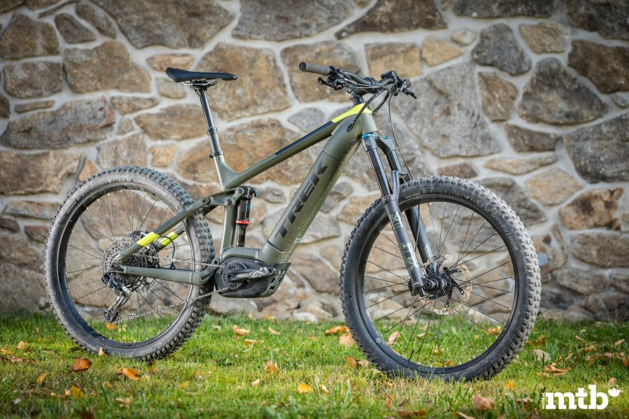 test trek powerfly lt 9 plus e bike 2019 world of mtb magazin. Black Bedroom Furniture Sets. Home Design Ideas