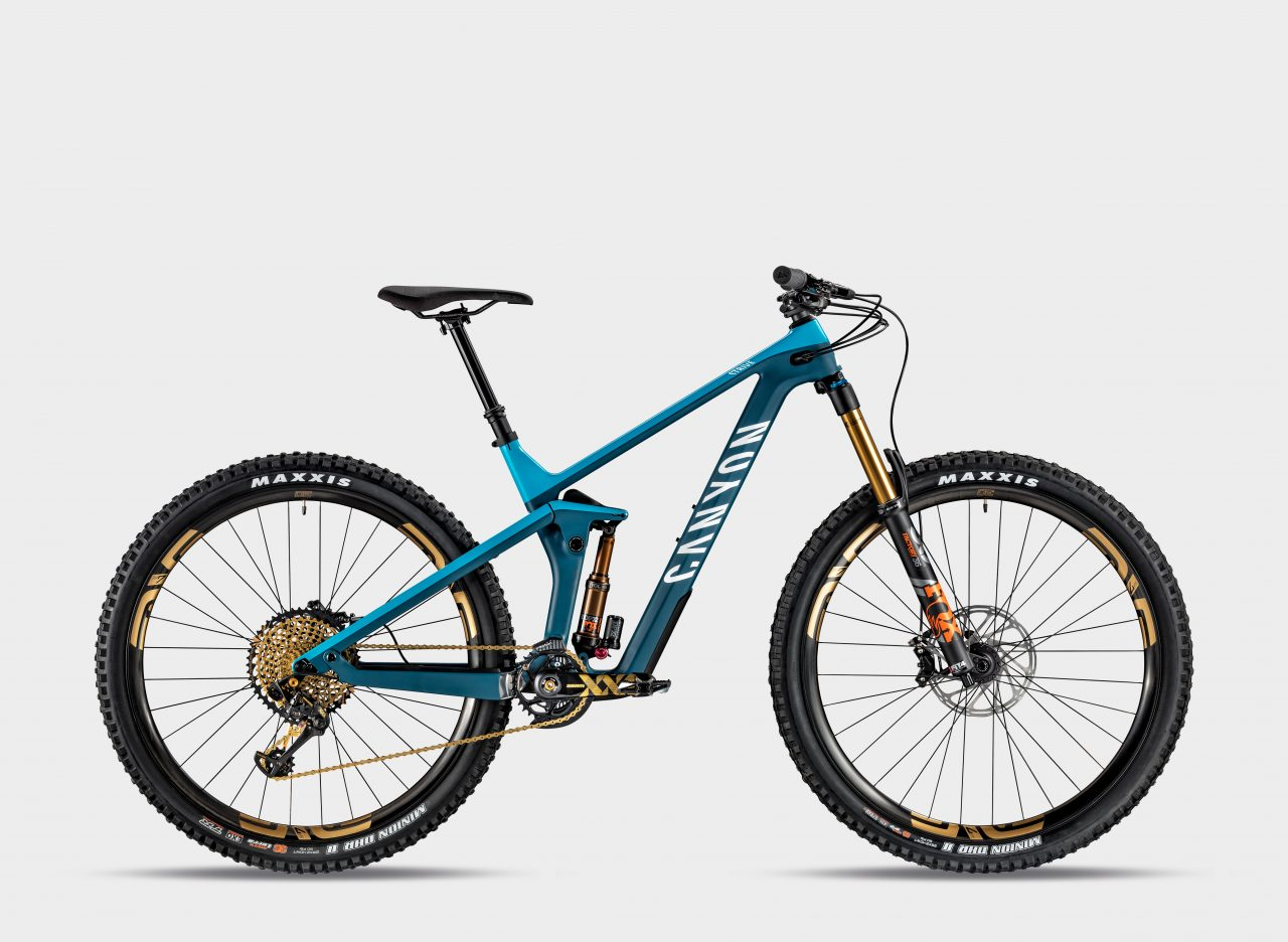 Canyon – neues 29er Strive