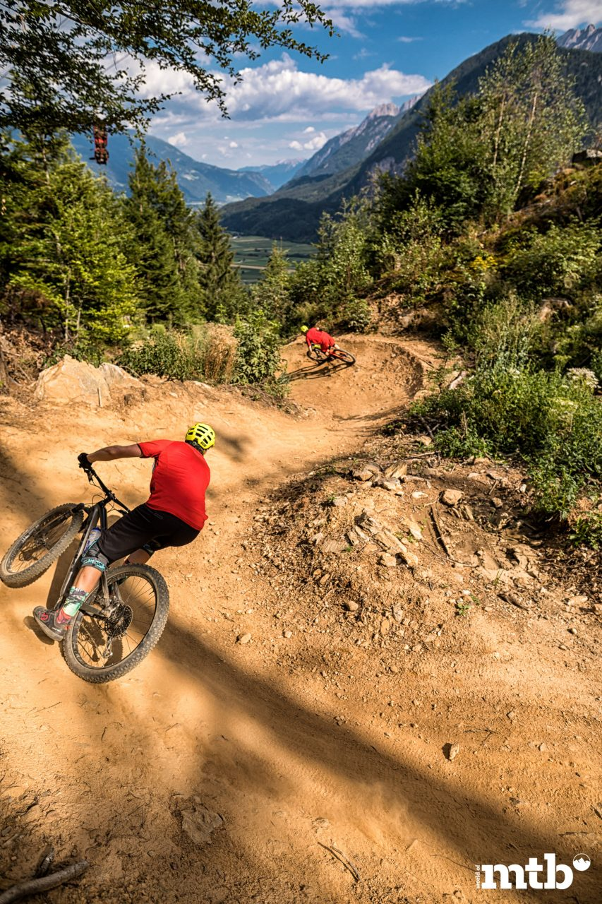 Mountainbike Region Osttirol Alban Lakata Trail