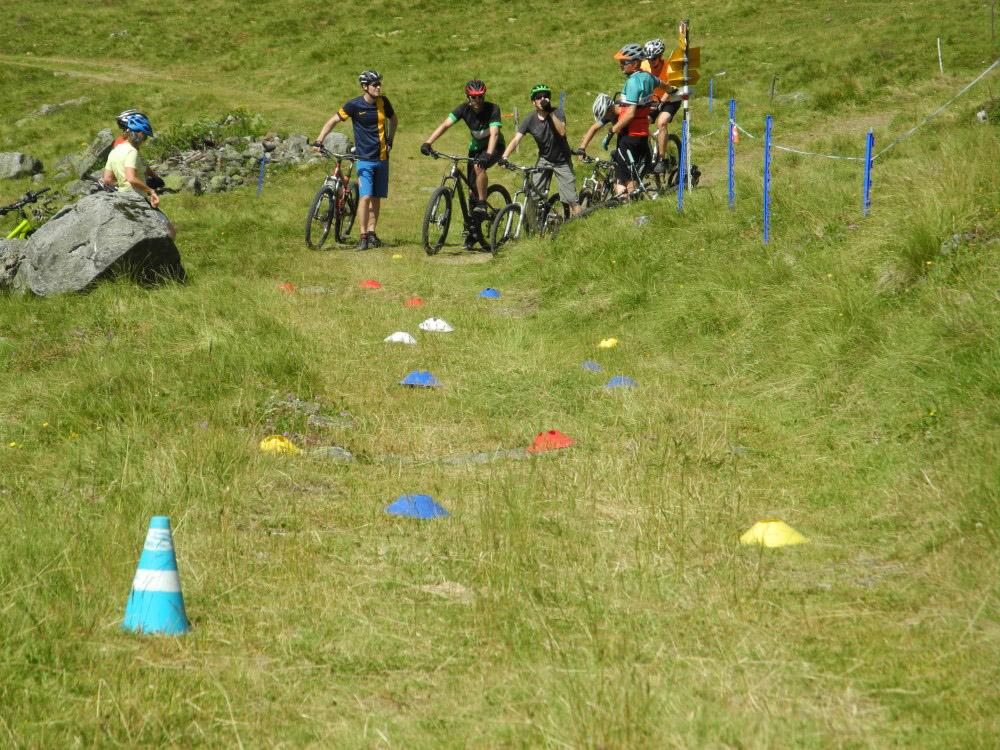 Bike Hotel Sport Lodge Klosters Fahrtechnik 2
