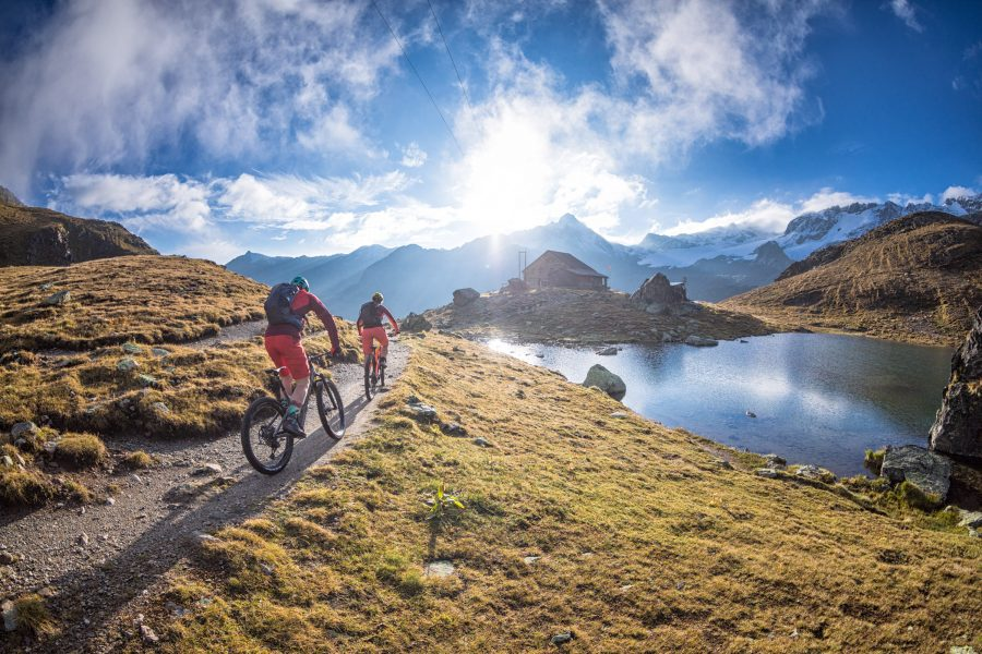 Bike Hotel Sport Lodge Klosters See