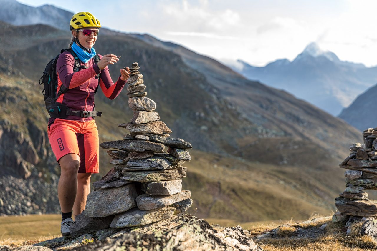 Bike Hotel Sport Lodge Klosters Stoanmandl